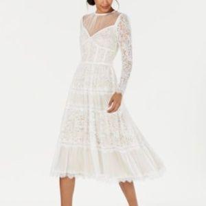 Tadashi Shoji Lace Dress